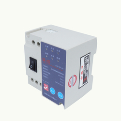Single phase leakage automatic reclosing leakage switch undervoltage current limit lightning protection photovoltaic breaker air