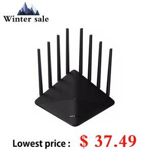 Image 1 - Tp link WDR8660 гигабитный двухдиапазонный маршрутизатор 2533 Мбит/с Wi Fi 4 × 4 _ 10/100/1000 Мбит/с LAN/WAN AC2600 8 Антенна 2,4 ГГц и 5 ГГц расширитель