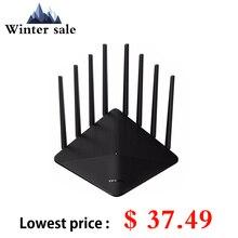 Tp link enrutador de doble banda Gigabit WDR8660, wifi de 2533Mbps, 4 × 4 MU MIMO, LAN/WAN AC2600 de 10/100/1000Mbps, 8 antenas, expansor de 2,4 GHz y 5GHz