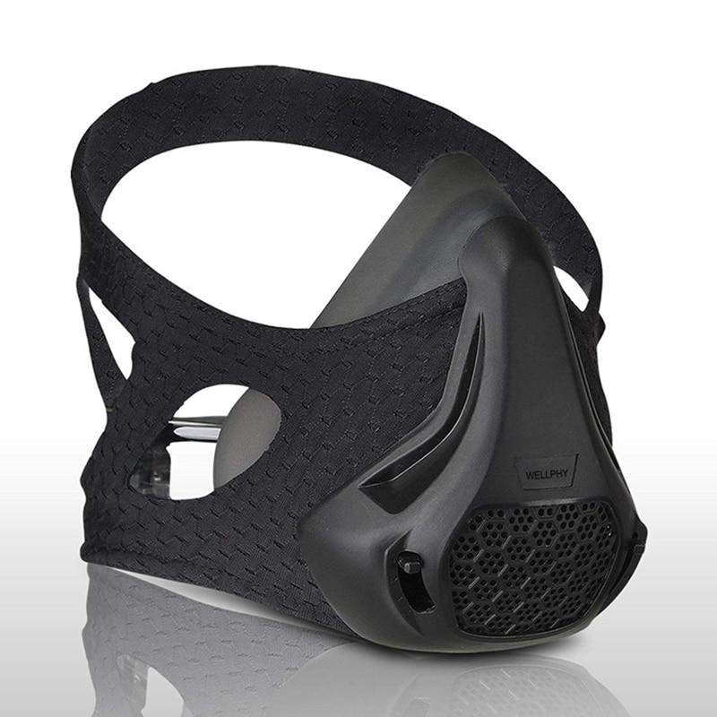 24-speed Resistance Regulation Oxygen Blocking Control Dustproof Fashion Casual Mask New Men Masks Training Health Masks For Men