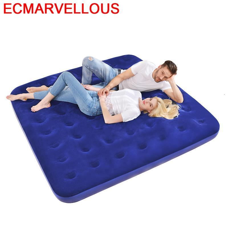 Letti Folding Moveis Para Casa Room Travel Set Meble Letto Lit Mueble De Dormitorio Bedroom Furniture Cama Home Inflatable Bed
