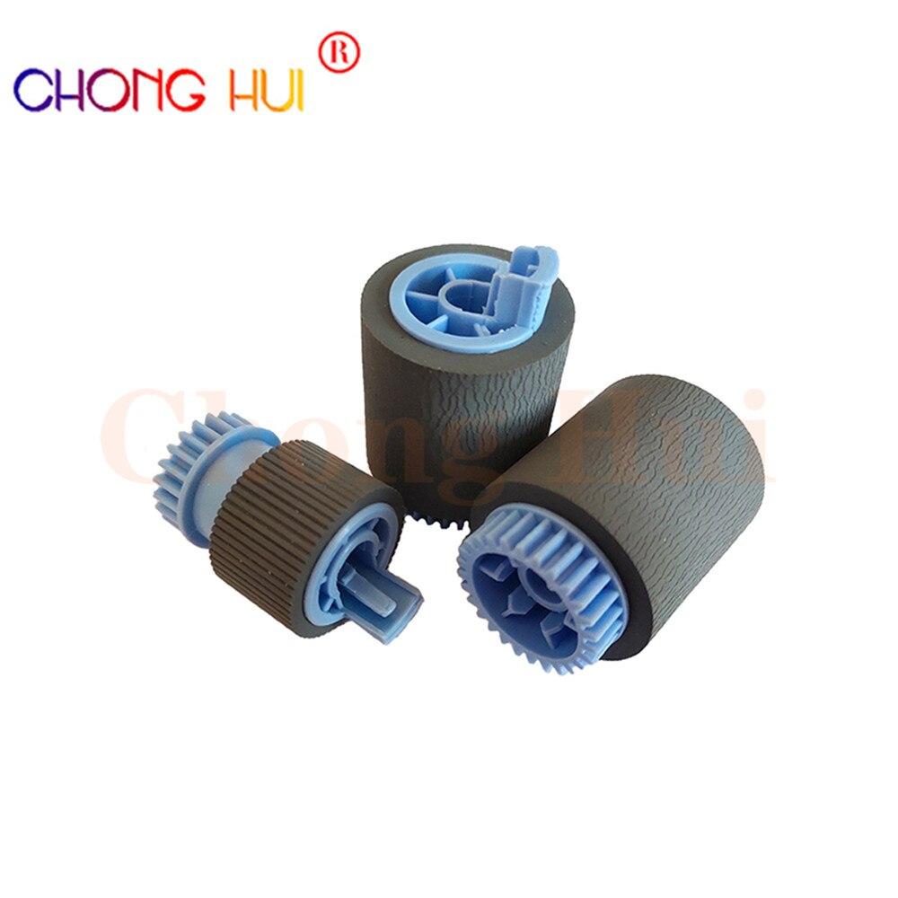 5set RY7-5097-000 RF5-3338   RF5-3340 Pickup Roller Kits For HP5500 5550 9000 9040 9050 M803 M806 Printer Pickup Roller
