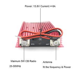 Image 4 - باوجي BJ 200 مكبر كهربائي 50 واط FM 100 واط AM 150 واط SSB 25 30 ميجا هرتز حجم صغير وعالية الطاقة CB راديو مكبر للصوت BJ200