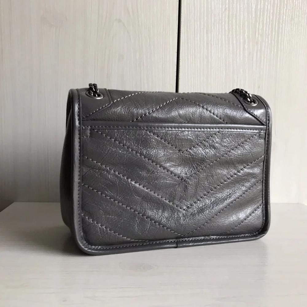 Luxury Handbags Woman Bags Designer Genuine Leather Runway Female Europe Brand Top Quality