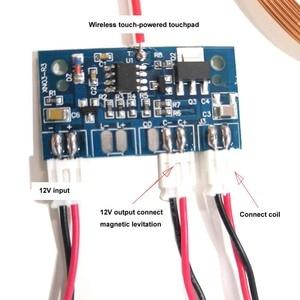 Image 2 - Lusya 1PC Magnetic levitation wireless power supply module multi function indicator for Magnetic levitation globe G1 009