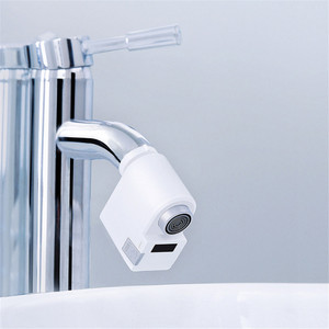 Image 5 - Induction Water Saver overflow smart faucet sensor Infrared water energy saving device Kitchen Nozzle Tap Household Instant use