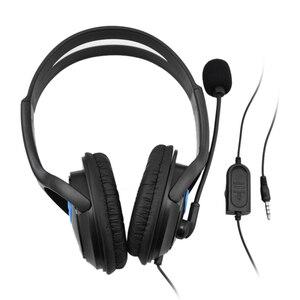 Image 4 - سماعات رأس سلكية للألعاب فوق الأذن ، 3.5 مللي متر ، سماعات أذن ستيريو ، موسيقى ، جهير ، مع ميكروفون ، لأجهزة PS4 ، الكمبيوتر المحمول ، الهاتف الذكي