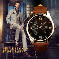 Yazole Men Watch Three Second Hands Korean Version of High-end Business Designer Relogio Masculino Quartz Watches Relojes Hombre