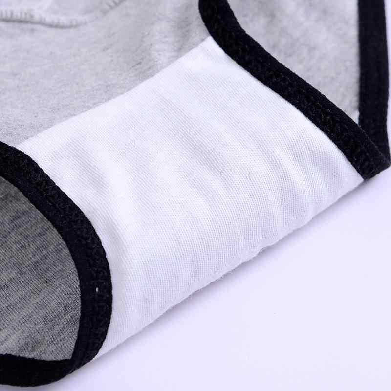 Cintura baixa roupa interior de maternidade grávida de algodão macio respirável barriga apoio em forma de u das mulheres calcinha de maternidade macia
