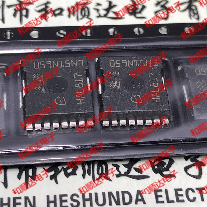 10pcs / lot 059N15N3 IPT059N15N3 new stock HSOF 8 150V 155A amount|Cable Winder| |  - title=
