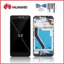 HUAWEI Original Honor 6A LCD Display Touch Screen Digitizer For Huawei with Frame DLI-L01 DLI-TL20 DLI-AL1