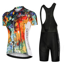 Cycling Jersey Set 2020 Women Cycling Suit Gym Suit MTB Bike Clothing Racing Bicycle Clothes Maillot Ropa Ciclismo Bike Set Wear pro cycling jersey set cycling wear for summer mountain bike clothes bicycle clothing mtb bike cycling clothing cycling suit