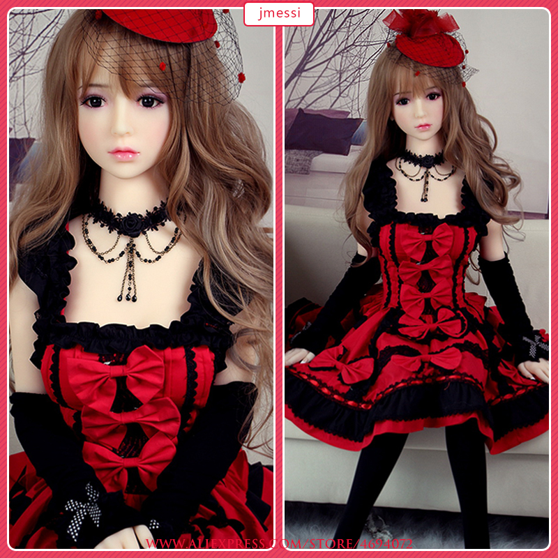 110cm Real Silicone Sex Dolls Japanese Big Breast Sex Doll Oral Anal Vagina Adult Love Doll