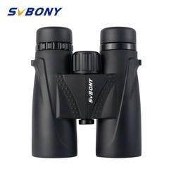 SVBONY Binoculars 8x42 BAK4 Prism IPX7 Waterproof Professional Powerful Hunting Telescope for Camping Tourism Travel Outdoor