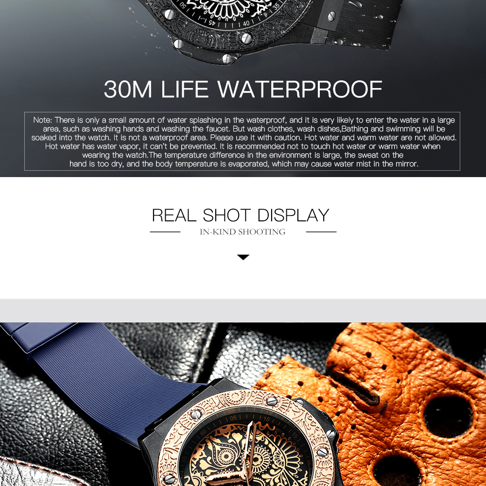 H909b193350964c75b711379313ccb454p GIMTO Brand Men's Fashion Watches Men Sport Waterproof