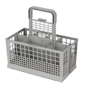 Universal Cutlery Basket Replacement Box for Multipurpose Dishwashers Kitchenaid Parts Accessories