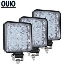 4x4 светодиодный светильник бар 12v автомобильные аксессуары