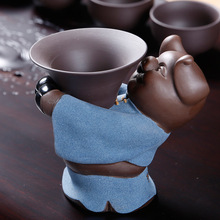 Kung Fu tea set accessories Ceramic tea filter tea Infuser Seasoning Ball Multifunction Mesh Herbal Ball Tea Spice Strainer стоимость