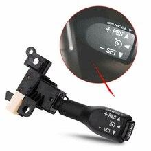 84632-34017 профессиональный электронный круиз-контроль переключатель аксессуар для автомобиля Черный Прочный прямой крой Замена для Lexus ES350