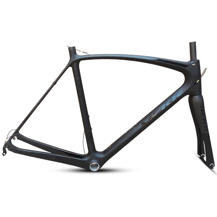 Последняя 53 54 56 59 см Новая карбоновая рама для шоссейного велосипеда, рама для шоссейного велосипеда, карбоновая рама с вилкой