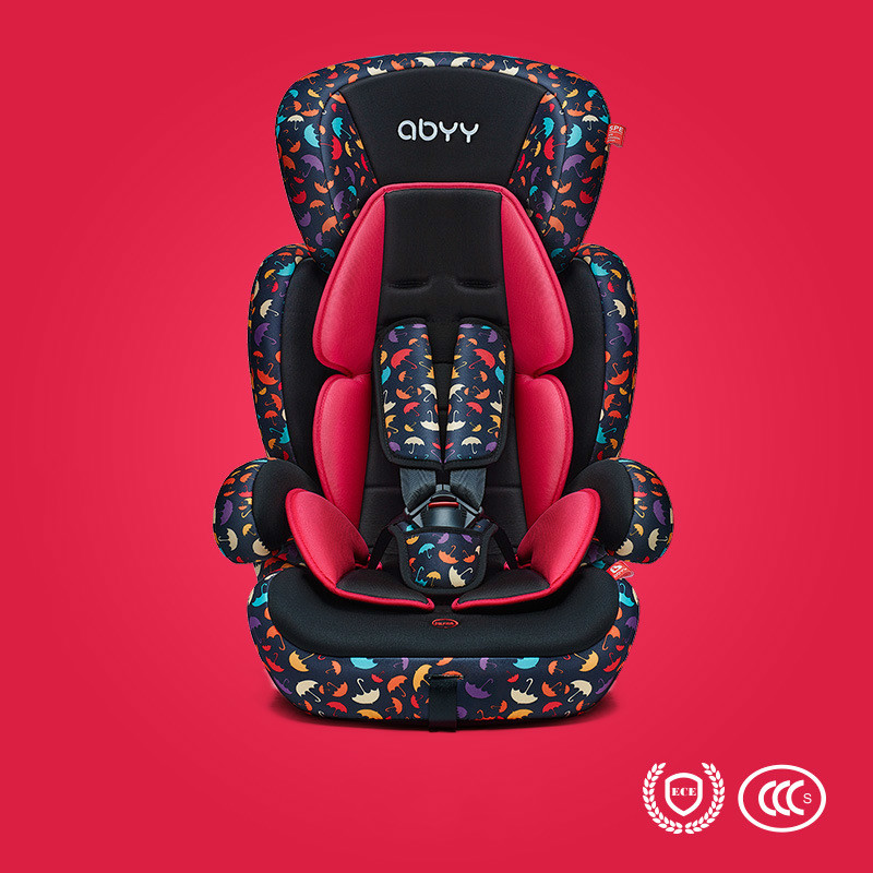 ECE/3C Certification Authority Child Safety Seat Baby Car Seat Car For 9 Months -12 Years Old For Kids