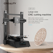 CREALITY CP-01 3D Printer 3 in 1 Ender Wood Router CNC 500mw Laser Engraving FDM Upgraded 3D Printing PLA ABS TPU PVA 5500mw