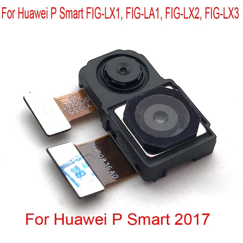 P Smart Rear Back Camera Module Flex Cable For Huawei P Smart FIG-LX1, FIG-LA1, FIG-LX2, FIG-LX3 Back Camera