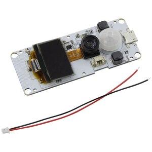 Image 4 - LILYGO®TTGO T Camera ESP32 WROVER & PSRAM Module Camera ESP32 WROVER B OV2640 Module Camera 0.96 OLED