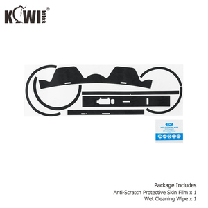 Image 5 - Shadow cubierta de lente y parasol antiarañazos, película de piel adhesiva para Sony E PZ 18 105mm F4 G OSS SELP18105G Lens & ALC SH128
