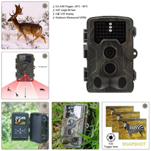 Hunting Camera Photo Trap 12MP Wildlife Trail Night Vision Trail Thermal Imager Waterproof Video Cameras Hunting Scouting Game pr200 hunting camera photo trap 12mp wildlife trail night vision trail thermal imager video cameras for hunting scouting game