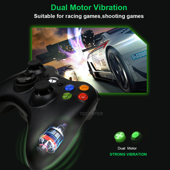 Gamepad For Xbox 360 Wireless/Wired Controller For XBOX 360 Controle Wireless Joystick For XBOX360 Game Controller Joypad 4