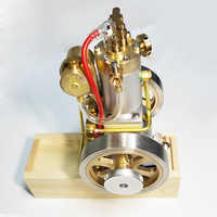 Vertical gasoline engine model hit and miss the engine birthday gift GONI GN02