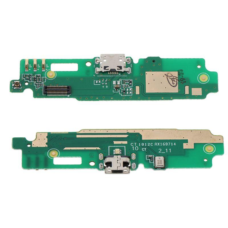 Microphone Module USB Charging Port Board Flex Cable Parts For Xiaomi Redmi 3S LX9A
