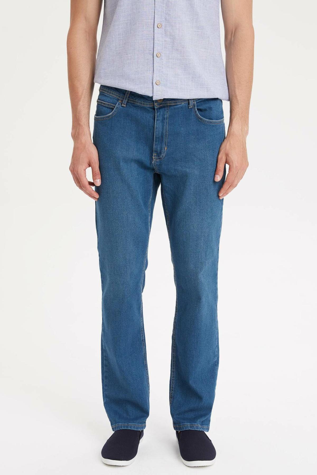 DeFacto Man Trousers-K9193AZ19SM