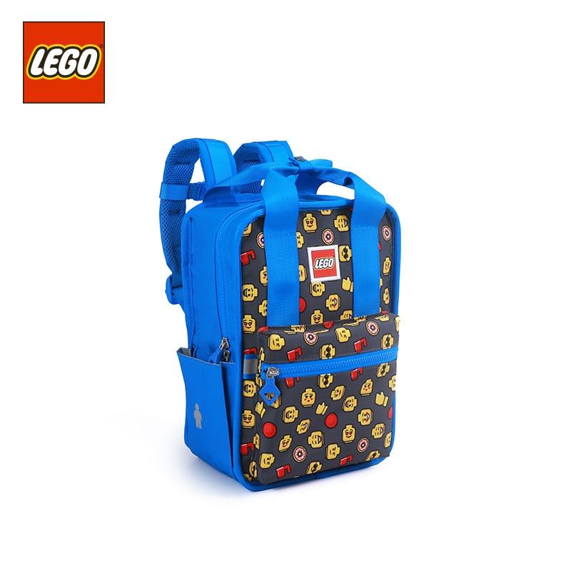Lego LEGO Backpack 2019 New Style Backpack Boys And Girls Grade CHILDREN'S School Bags Light 20127