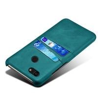 De lujo de ranuras de tarjeta funda, soporte para Google Pixel 3 3XL caso cuero cartera Capa para Pixel3 3 XL Pixel3XL Coque Funda Capa