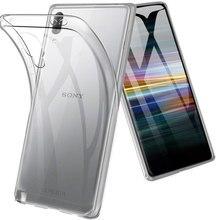 Cherie Telefoon Case Voor Sony Xperia Xz Premium 10 XA1 Plus Xa XA1 XA2 XA3 Ultra XZ1 XZ2 XZ3 XZ4 Compact l1 L2 Cover Soft Tpu Case
