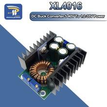300 w xl4016 DC-DC max 9a step down buck converter 5-40 v a 1.2-35 v módulo de fonte de alimentação ajustável led driver para arduino