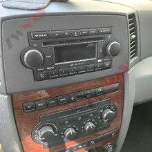 Android System Car GPS Navigation Player Radio For Chrysler 300C Dodge RAM Jeep Grand Cherokee Multimedia Radio Head Unit