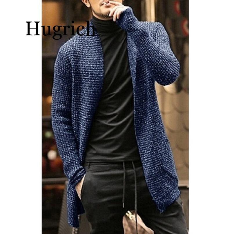 2020 Quality Long Sleeve Cardigan Windbreaker Sweater Sweater Jacket