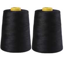 1pcs 8000 yards polyester thread sewing 19 colors optional
