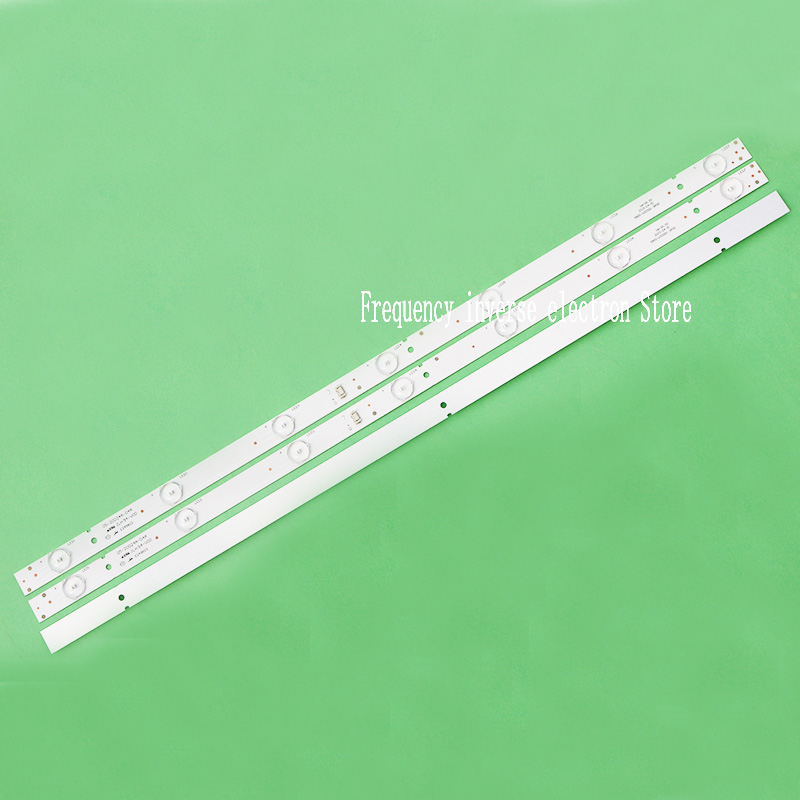 3pcs/LOT Good Work For SKYWORTH 32E3000 Light Strip 5800-W32001-3P00 05-20024A-04A General Purpose Lights