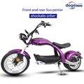 Мощные складские электрические скутеры Citycoco 2000 Вт, электрический мотоцикл, передний и задний амортизатор, ЖК-дисплей