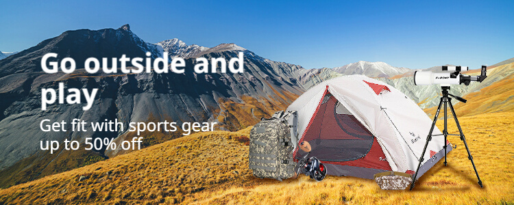 aliexpress.com - Outdoor Sports starting at just $0.01