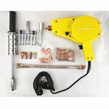 Автомобильный ремонт вмятин вытягивающий точечный сварочный аппарат гаражный аварийный Ремонтный комплект OT шайба сварочный молоток Съемник портативный для точечной сварки