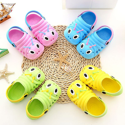 New Summer baby shoes sandals 1-5 years old boys girls beach shoes breathable soft fashion sports shoes high quality kids shoes Karachi