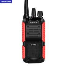 BF999S Walkie Talkie Baofeng 5W 1800mAh UHF 16 Canali A Lunga Distanza Portatile A Due Vie Radio funzionamento Facile affidabile conmunicator