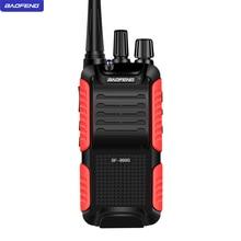 BF999S Walkie Talkie Baofeng 5W 1800mAh UHF 16 Kanal Fern Portable Two Way Radio Einfache bedienung zuverlässig conmunicator