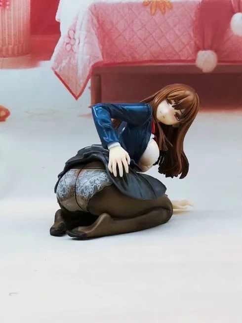 Illustration originale Masoo Haiume Illustration Sexy fille Anime Figure par Yom adulte PVC Action Figure Anime modèle cadeau