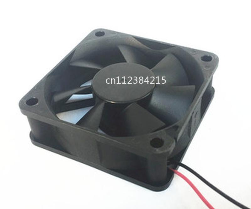 Free Shipping For Y.S.TECH FD126020HS DC 12V 0.16A 2-Wire 60X60X20mm ServerSquare Fan